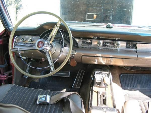 Auto Interior Restoration