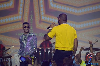 Wizkid And Davido ends Fight