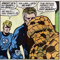 Fantastic Four 78 Lee Kirby