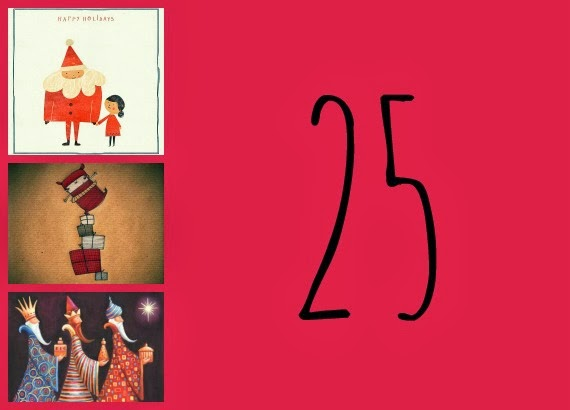 My Advent Calendar - Day 24