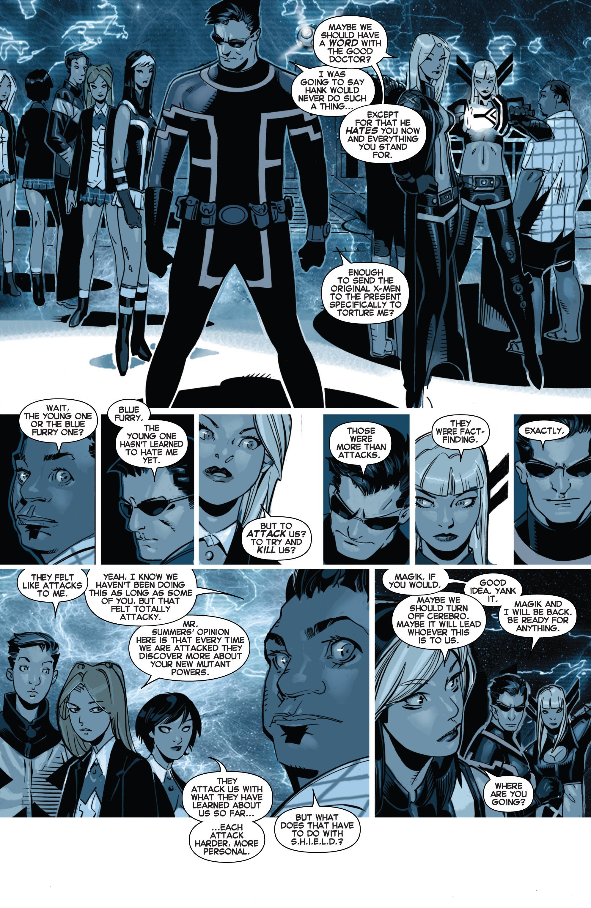 Read online Uncanny X-Men (2013) comic -  Issue # _TPB 4 - vs. S.H.I.E.L.D - 37