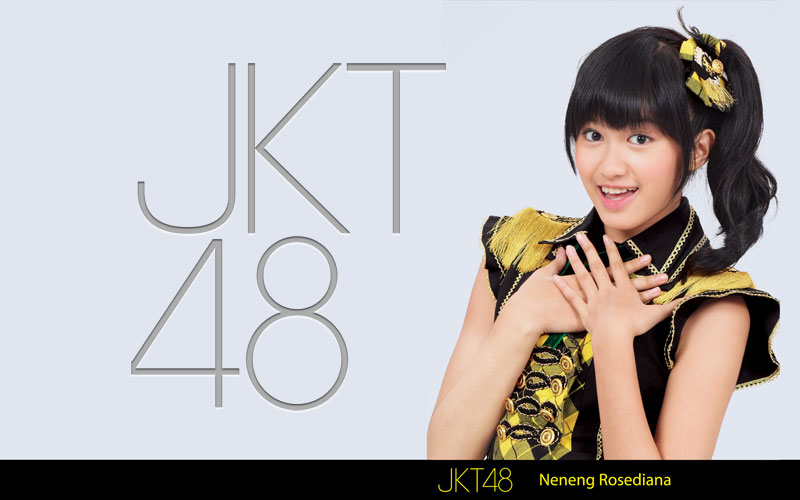 Wallpaper Desktop Ochi JKT48