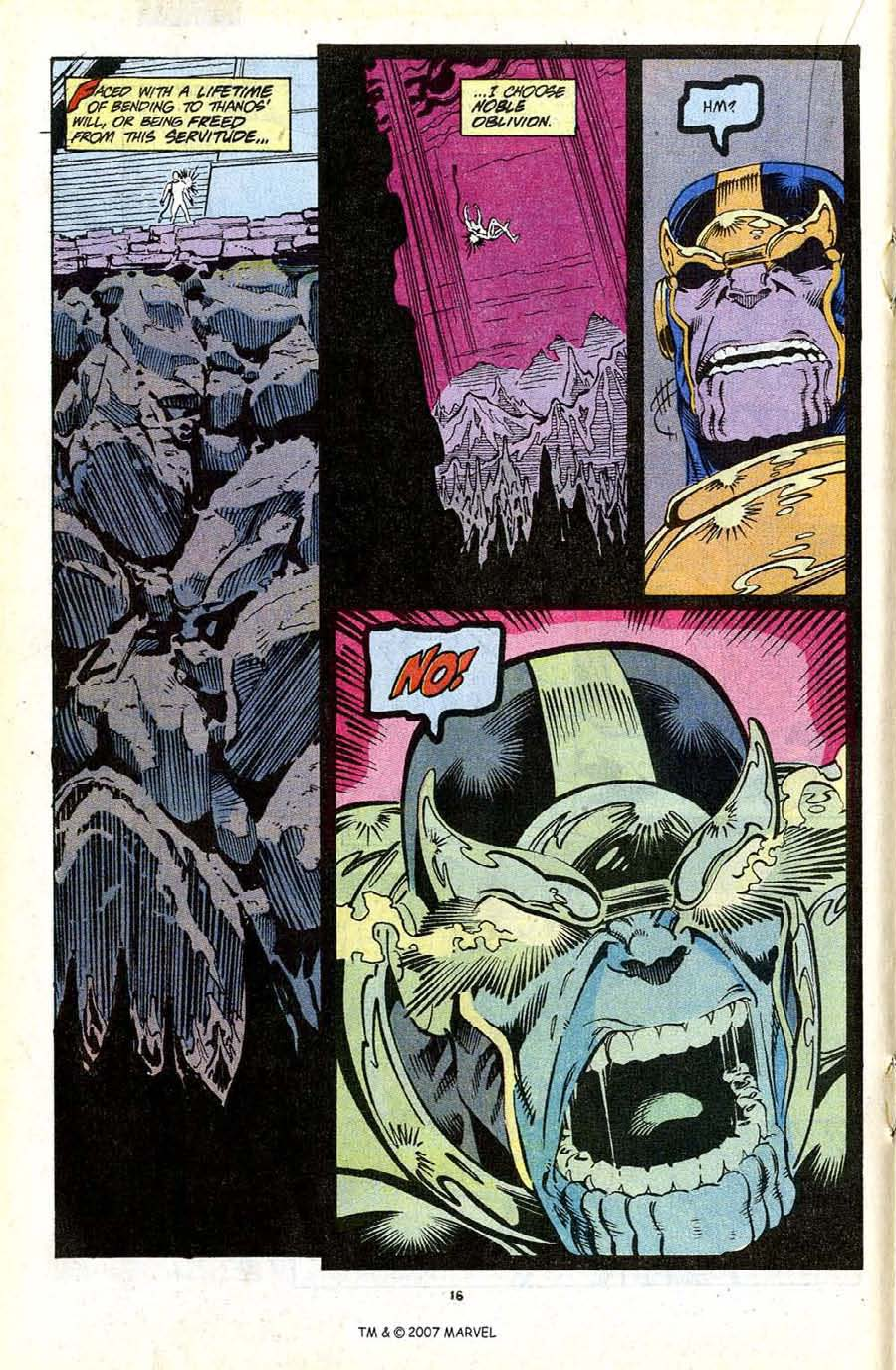 Read online Silver Surfer (1987) comic -  Issue #56 - 18