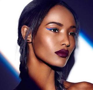 Somalian model Fatima Siad