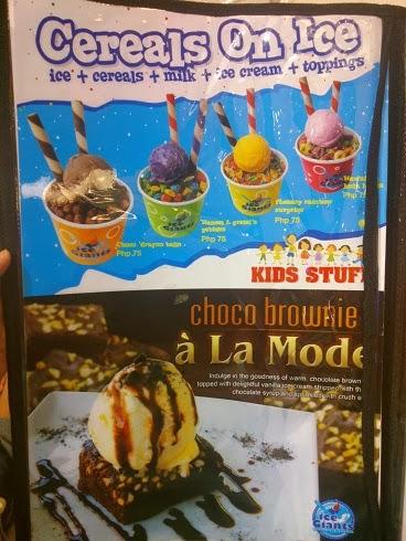 Ice Giants Cebu ~ Desserts Overload... | Food | Travel ...