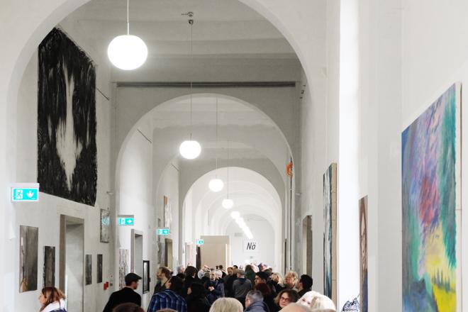 Kunstakademie, Düsseldorf, Rundgang 2017, Kunst, Hochschule