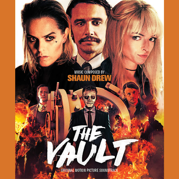 Shaun Drew - The Vault (Original Motion Picture Soundtrack) Cover