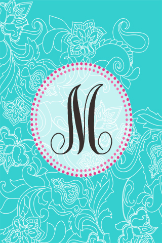 1000+ ideas about Monogram Wallpaper on Pinterest | Wallpapers, Wallpaper App and App Wallpaper