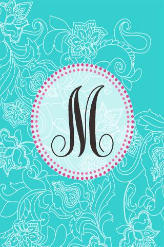 1000+ ideas about Monogram Wallpaper on Pinterest   Wallpapers, Wallpaper App and App Wallpaper