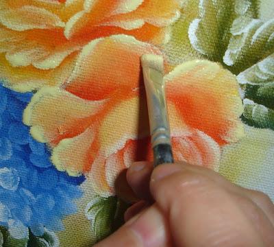 pintura em tecido pap