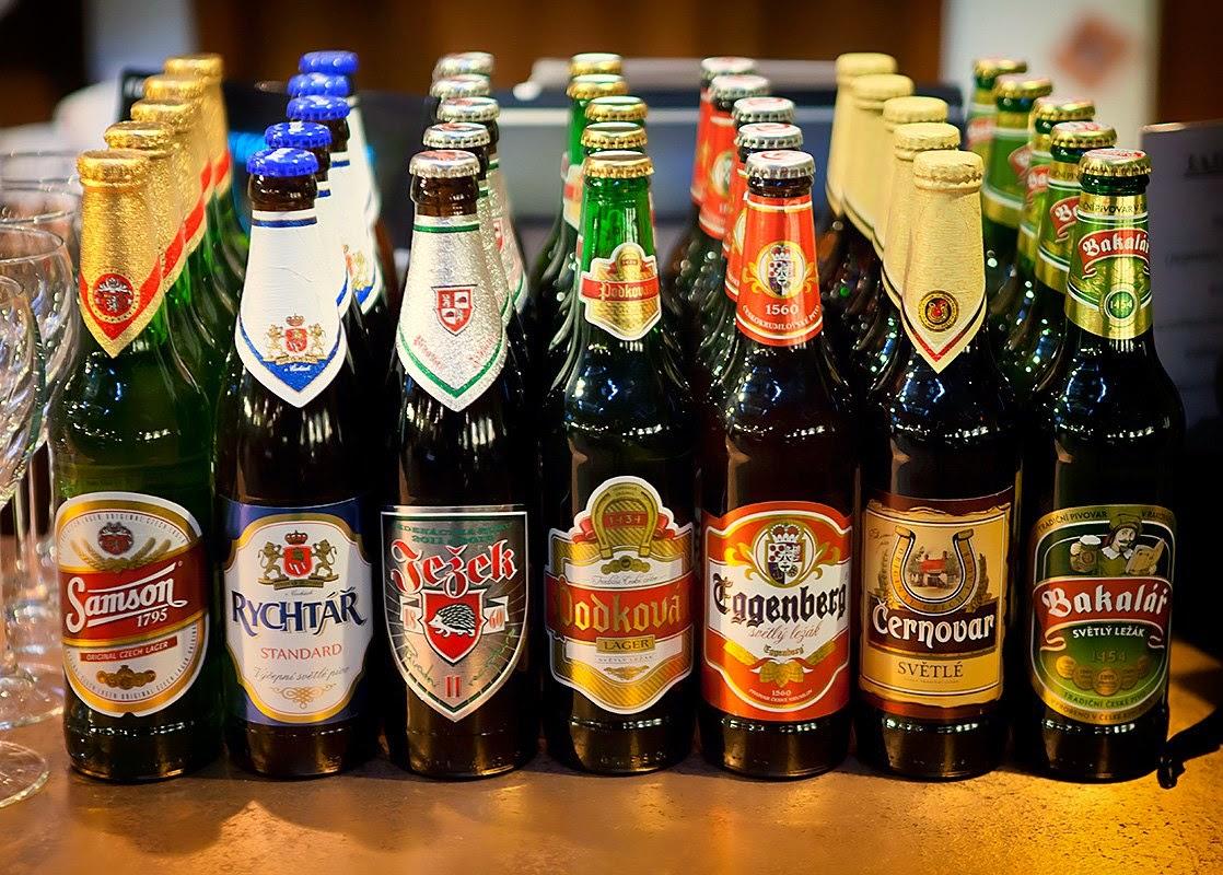 Чешское пиво — известные марки, лучшие сорта