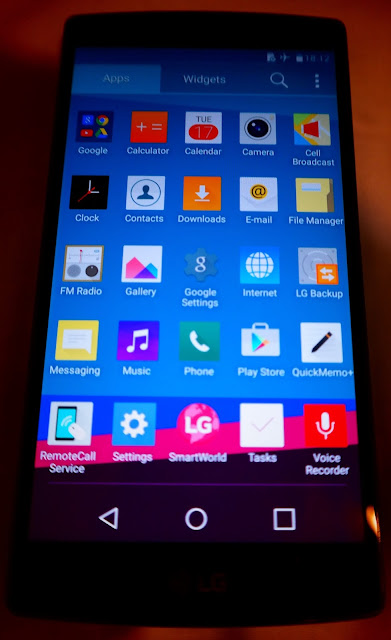 Product Review - @LGSouthAfrica G4 Beat @LGMobileSA Android #Smartphone