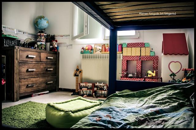 chambre maman fatiguee