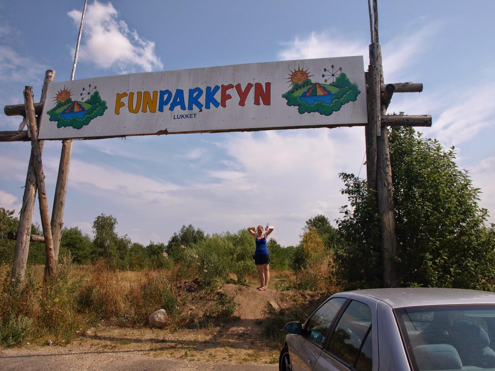 Rasmus Jorgensen S Blog Besog I Fun Park Fyn Fyns Sommerland