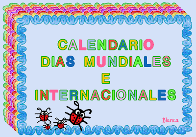 Calendario De Dias Internacionales.Prosper True