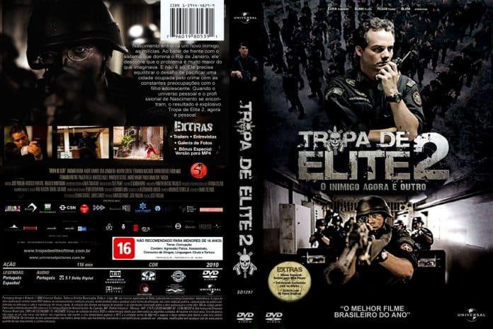Tropa de Elite 2 - cartaz do filme