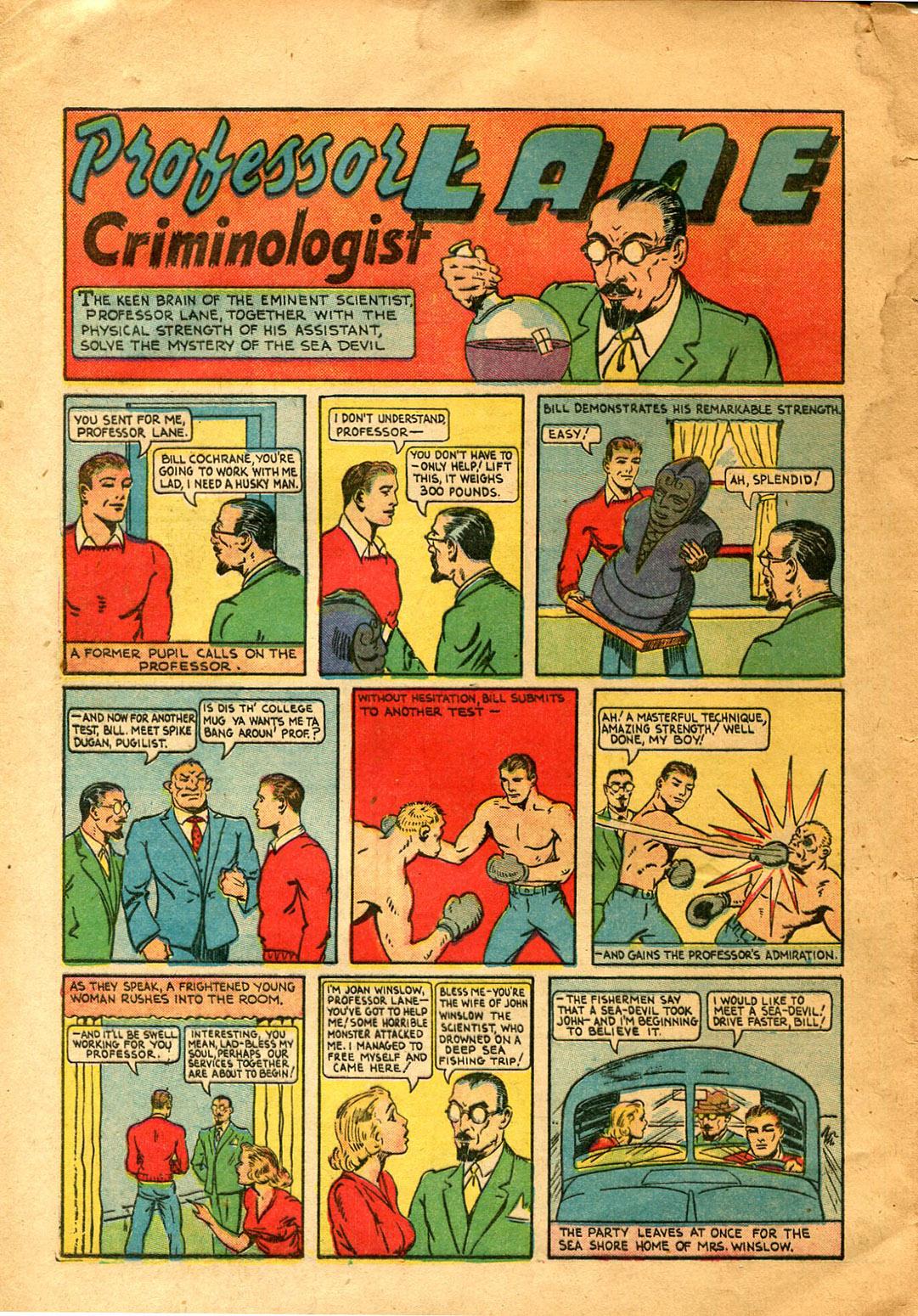 Read online Shadow Comics comic -  Issue #9 - 54