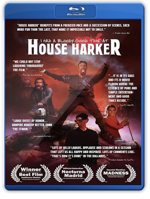 Casa Harker Bluray