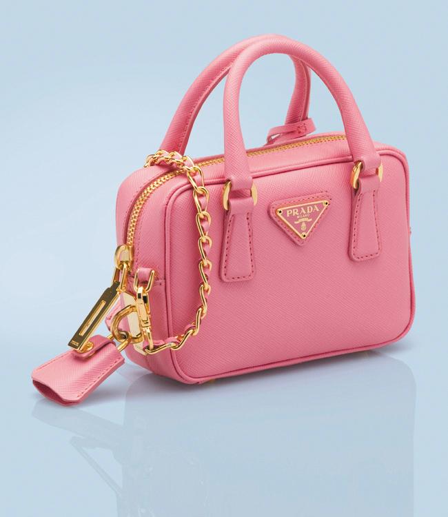 ♥ Sweet Glamour Makeup ♥  FASHION CRAVE  PRADA SAFFIANO MINI BAGS! fc21f228f7a17