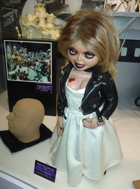 Seed of Chucky Tiffany animatronic