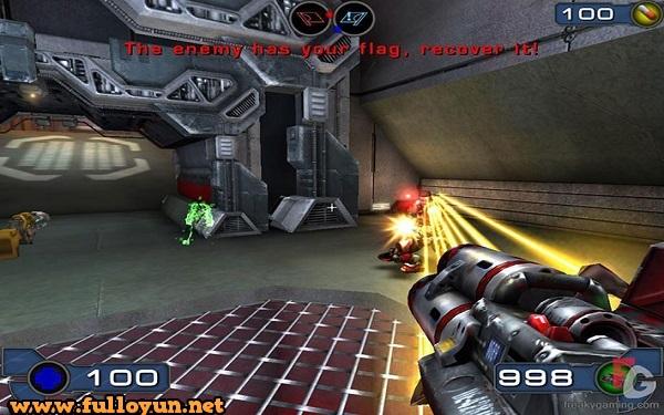 Unreal Tournament 2003 yılında çıkan Quake benzeri bir ...