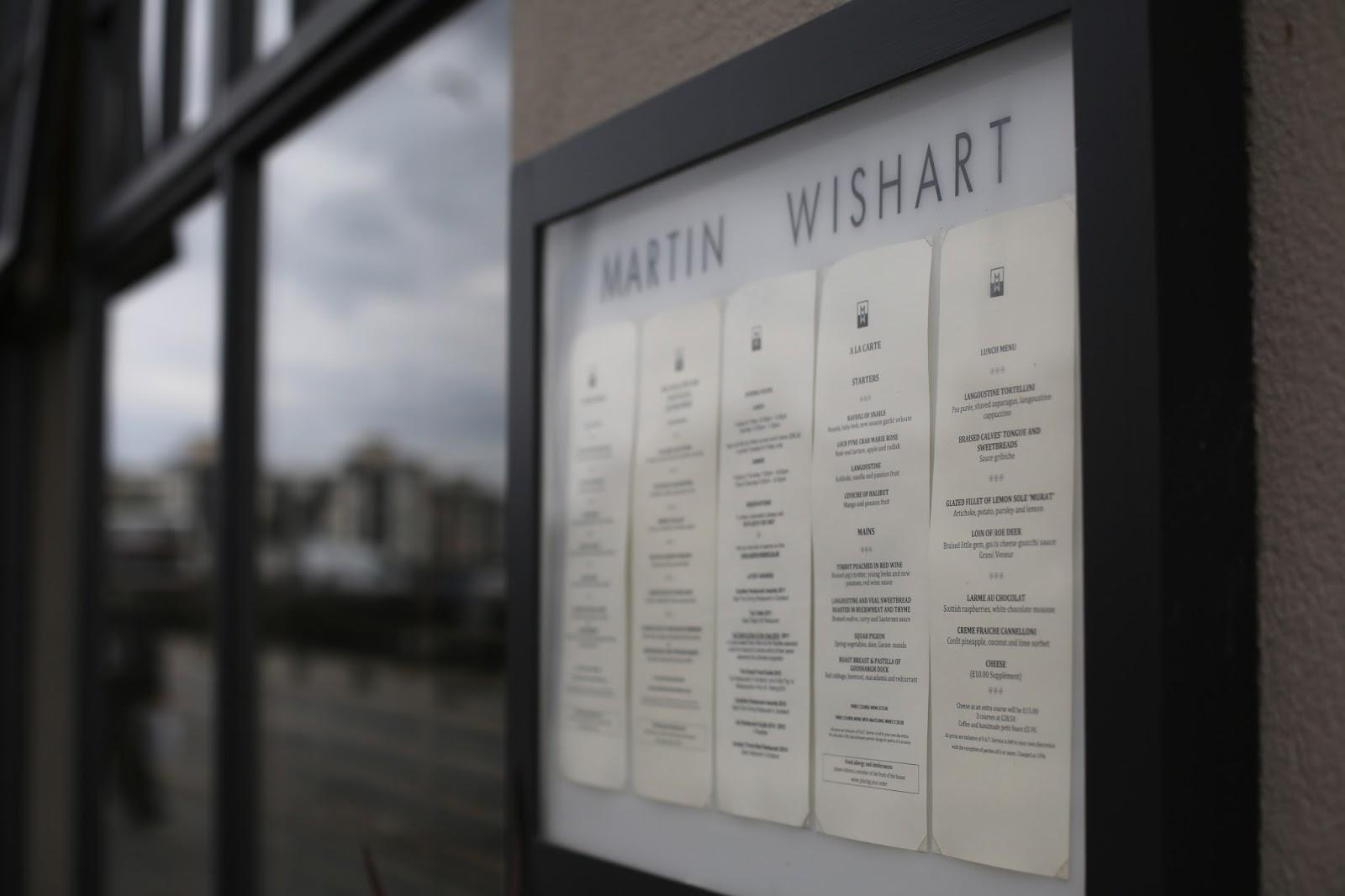martin wishart