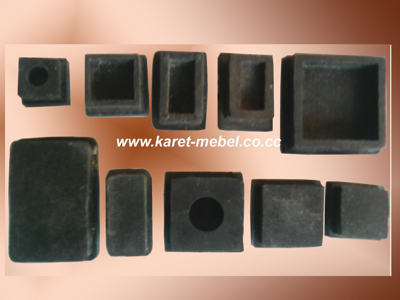 Rubber Productsfurniture Accessories Products Etc Karet Kaki Tongkat 1