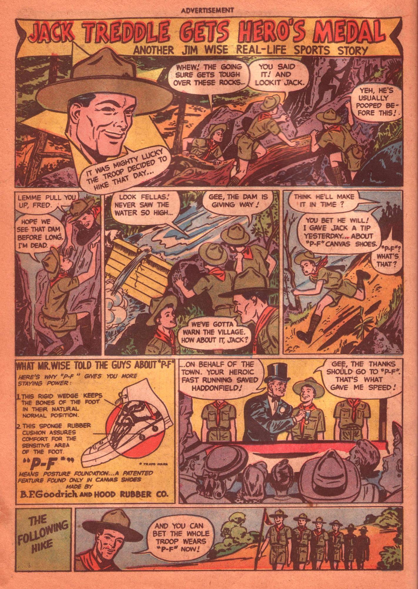 Read online Detective Comics (1937) comic -  Issue #125 - 24