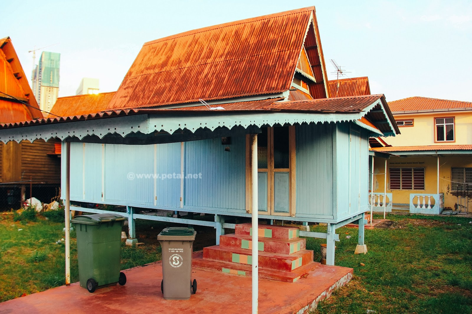 Rumah Melayu Melaka Kampung Morten 3