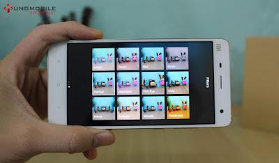 xiaomi mi4 được tích hợp nhiều chế độ chụp ảnh chuyên nghiệp