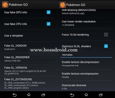Cara Main Game Pokemon Go untuk RAM 512 MB Work 100%