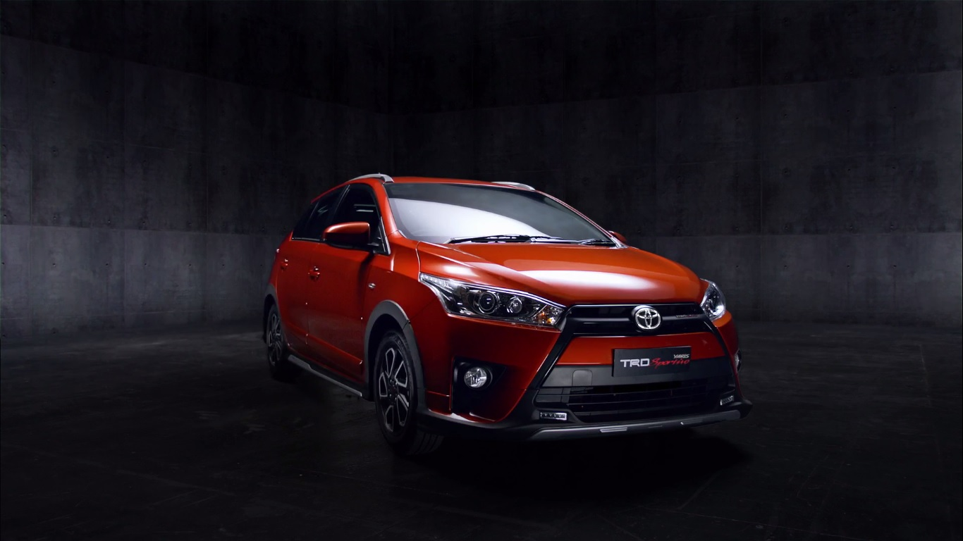 toyota yaris trd sportivo manual harga terbaru grand new avanza 2018 car news update ปรบเตม