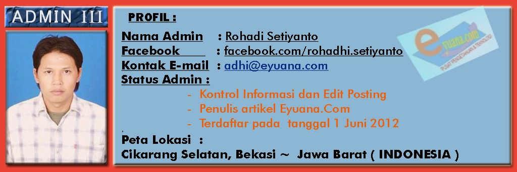 Kontrol Informasi dan edit posting