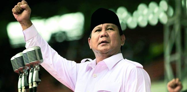 Gerindra tegaskan usung Prabowo di Pilpres 2019, bukan Anies Baswedan