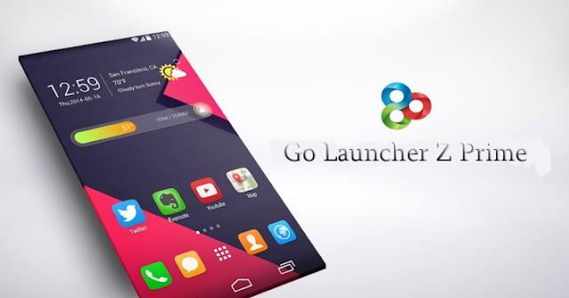 GO Launcher Z Prime VIP