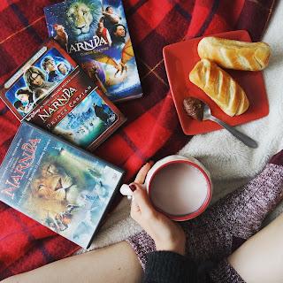 Narnia film Article lifestyle spécial automne Haul wishlist livres films séries mode Coin des licornes Blog lifestyle Toulouse