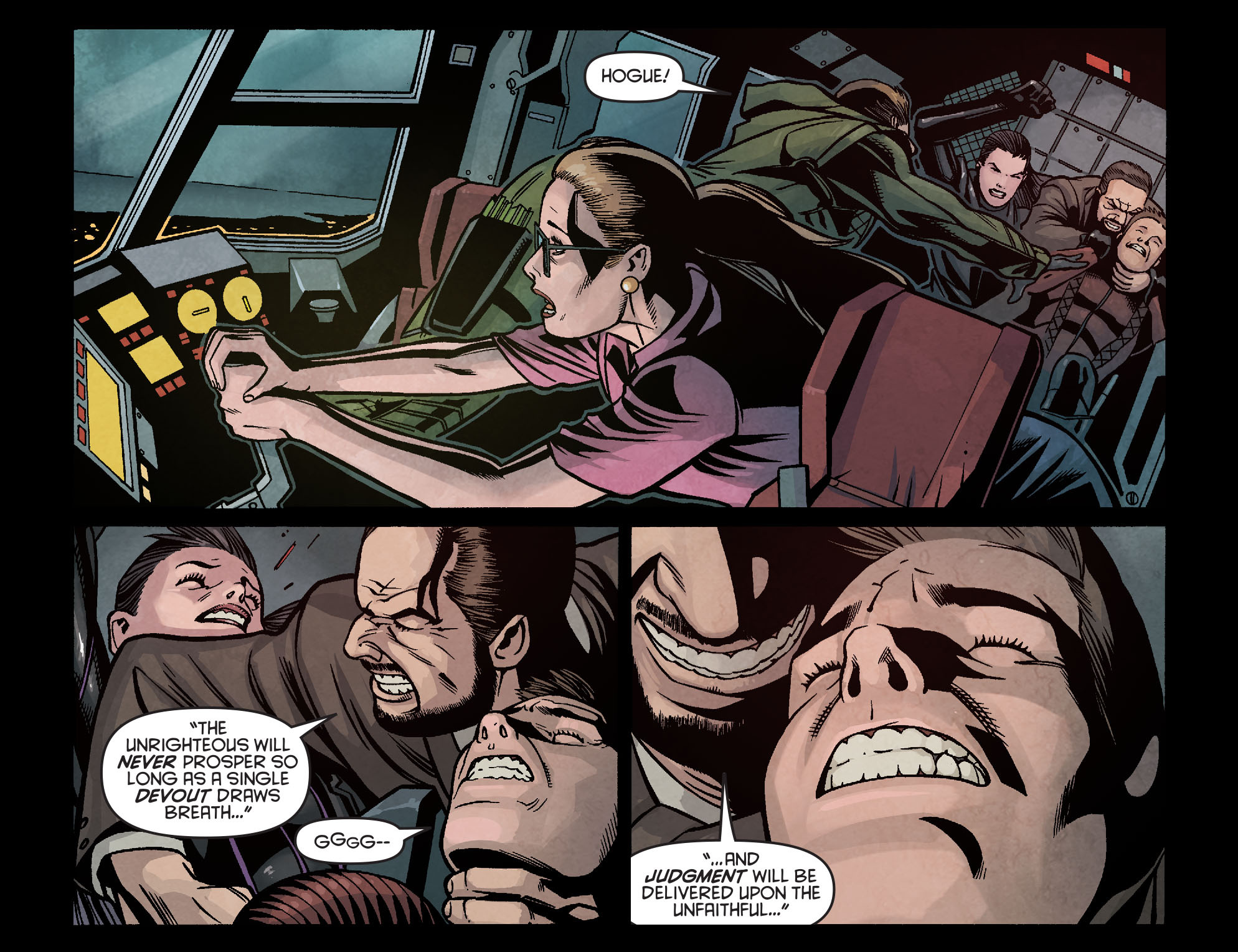 Read online Arrow: Season 2.5 [I] comic -  Issue #16 - 11