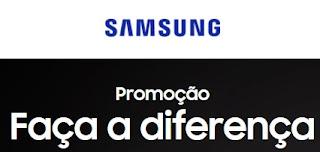 Cadastrar Promoção Samsung 2017 Faça a Diferença Viagens Tvs 4K 55