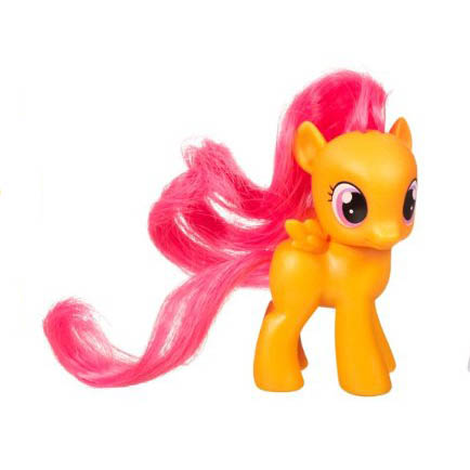 My Little Pony School Pals Scootaloo Brushable