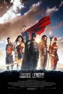 Justice League 2017 English HDCAM 700MB