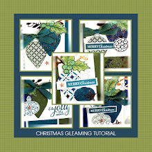 December 2019 Christmas Gleaming Tutorial