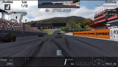 【PSP】GT賽車(跑車浪漫旅、Gran Turismo)繁體中文版!