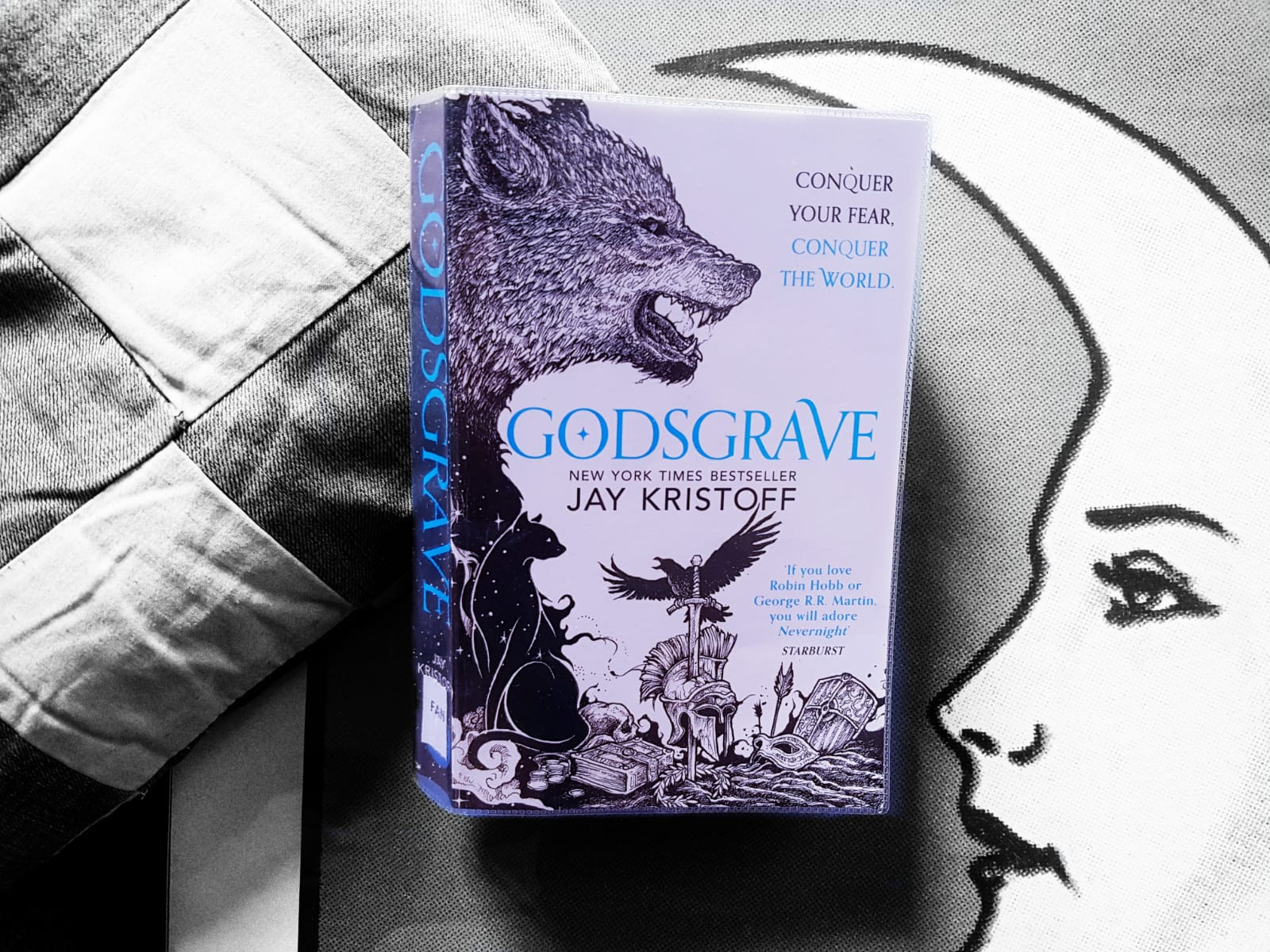Godsgrave Jay Kristoff Critical Review