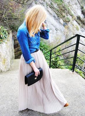 Faldas para Bajitas