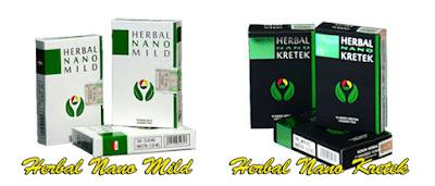 Distributor Rokok Herbal Nano Karawang
