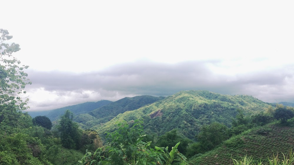 These unadulterated views are just fifty kilometers away from Manila.