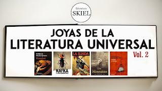 JOYAS DE LA LITERATURA UNIVERSAL 2
