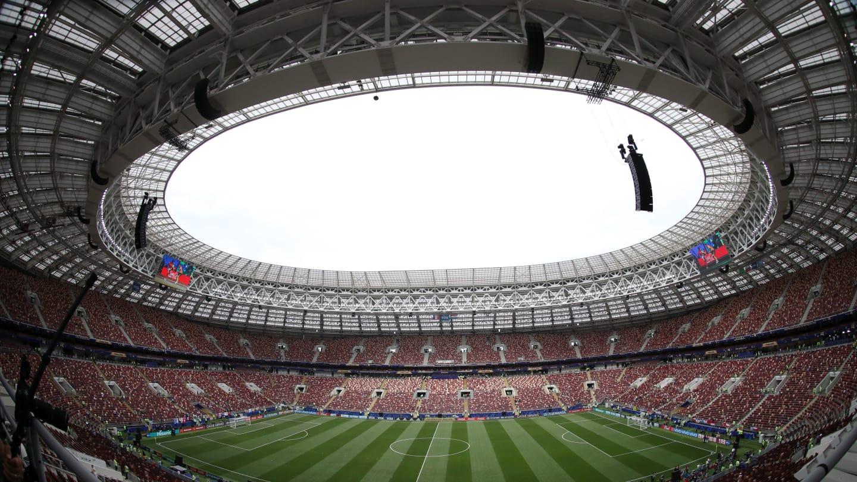 França 4 x 2 Croácia