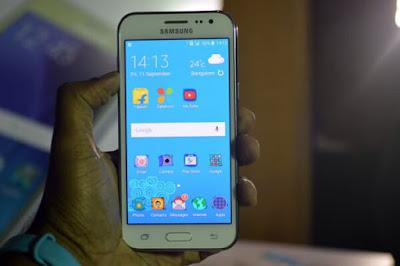 حذف التحقق من حساب غوغل لجهاز Galaxy J2 SM-J200F