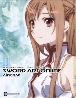 Light Novel Sword Art Online